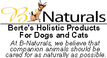 Natural nutrition for dog and cat: arthritis, joint, cancer, heart , kidney, bladder, liver, reproductive system, senior care, stress, anxiety, yeast, and fungal.