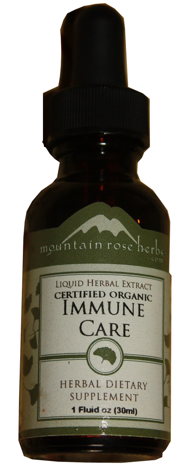 Mountain Rose Herbs Immune Care Extract (1 oz)